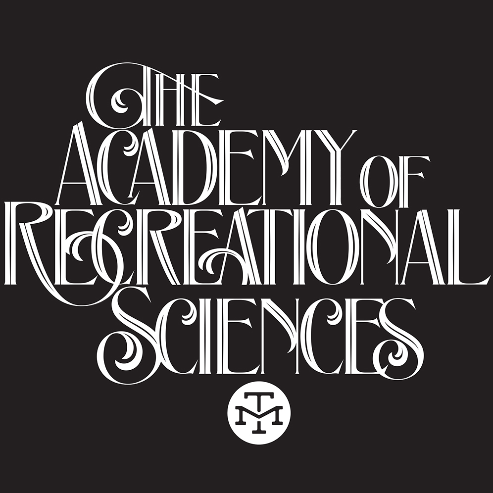 The Academy of Recreational Sciences Logo