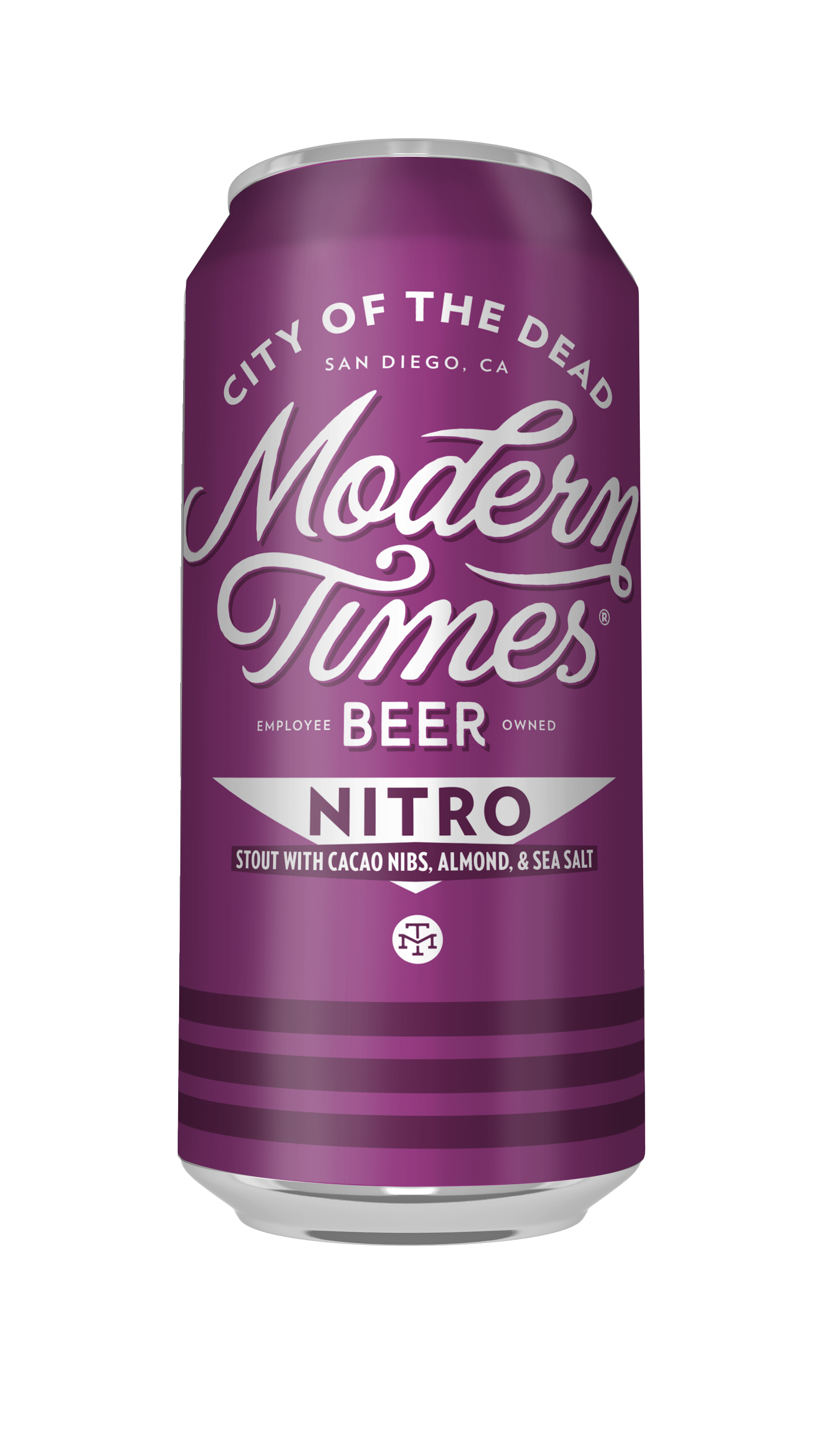 Nitro City of the Dead with Cacao Nibs, Almonds, & Sea Salt
