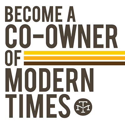 Become a Co-Owner of Modern Times Image