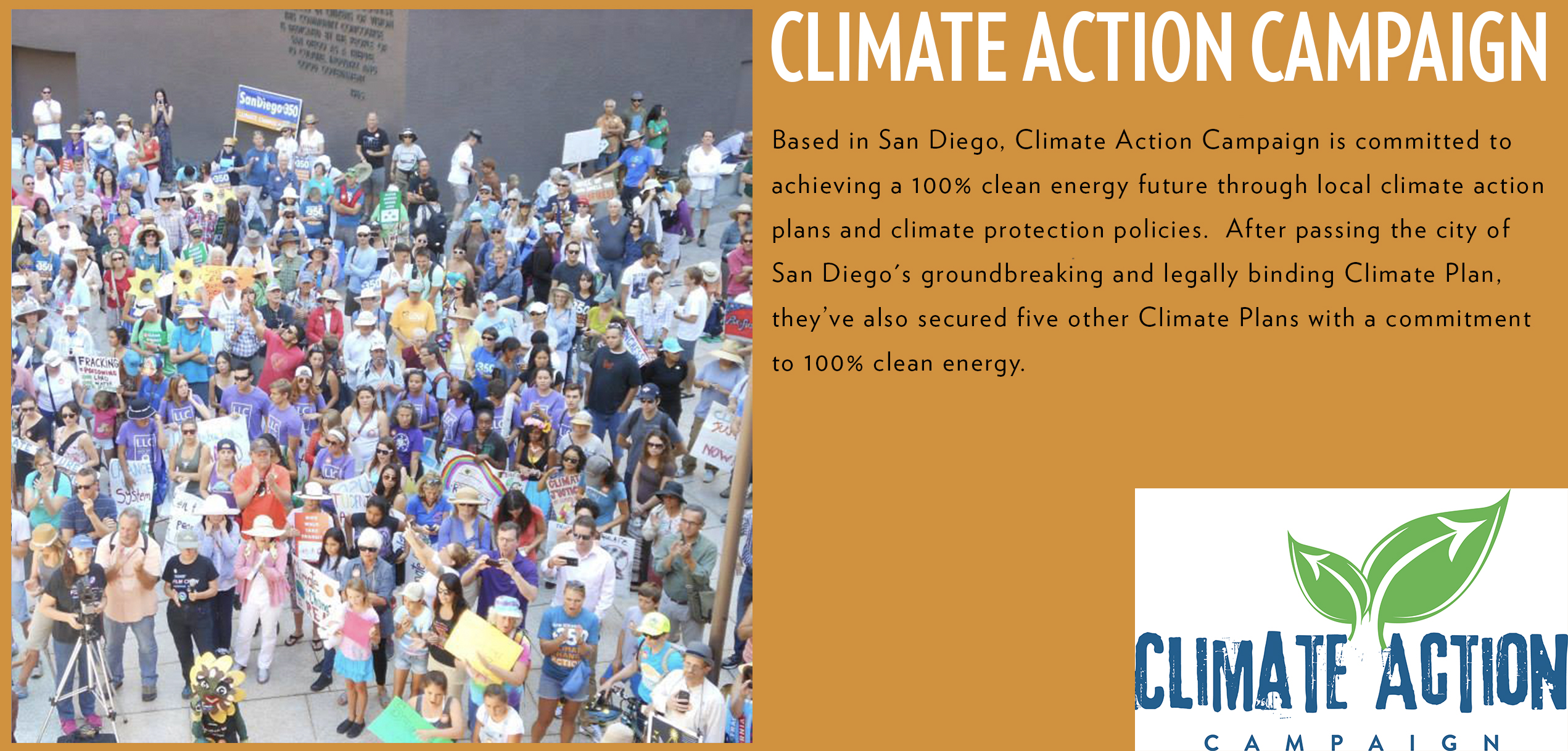 Climate Action Info