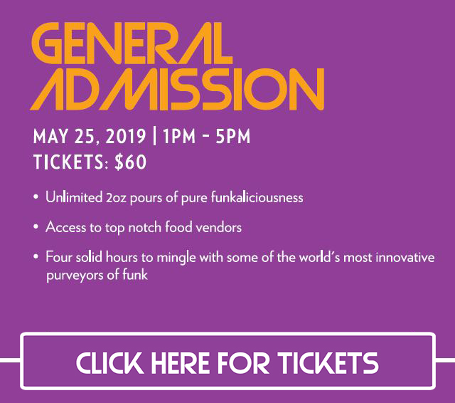 General Admission Ticket Button