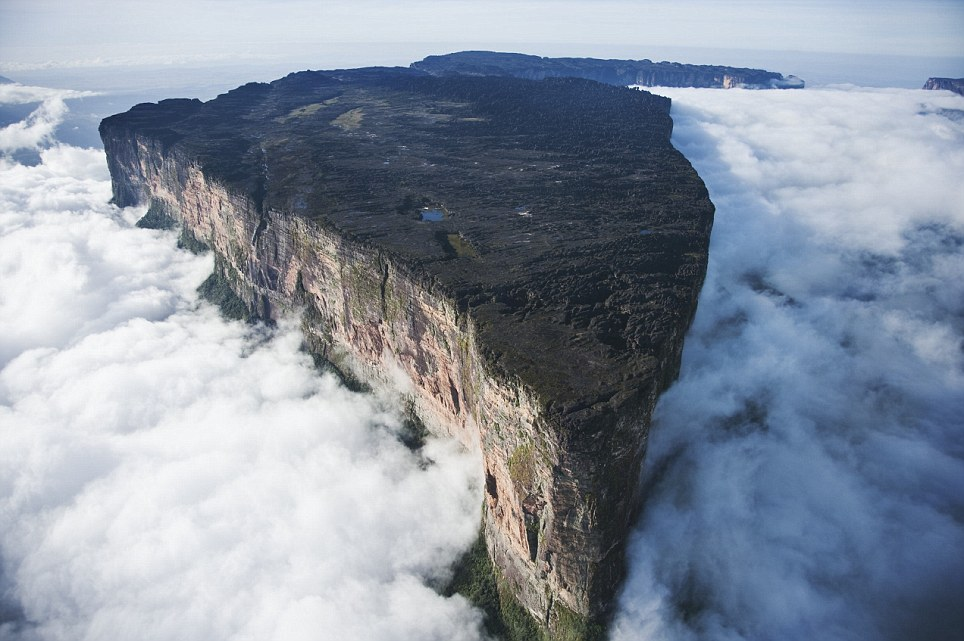 Image result for roraima mountain